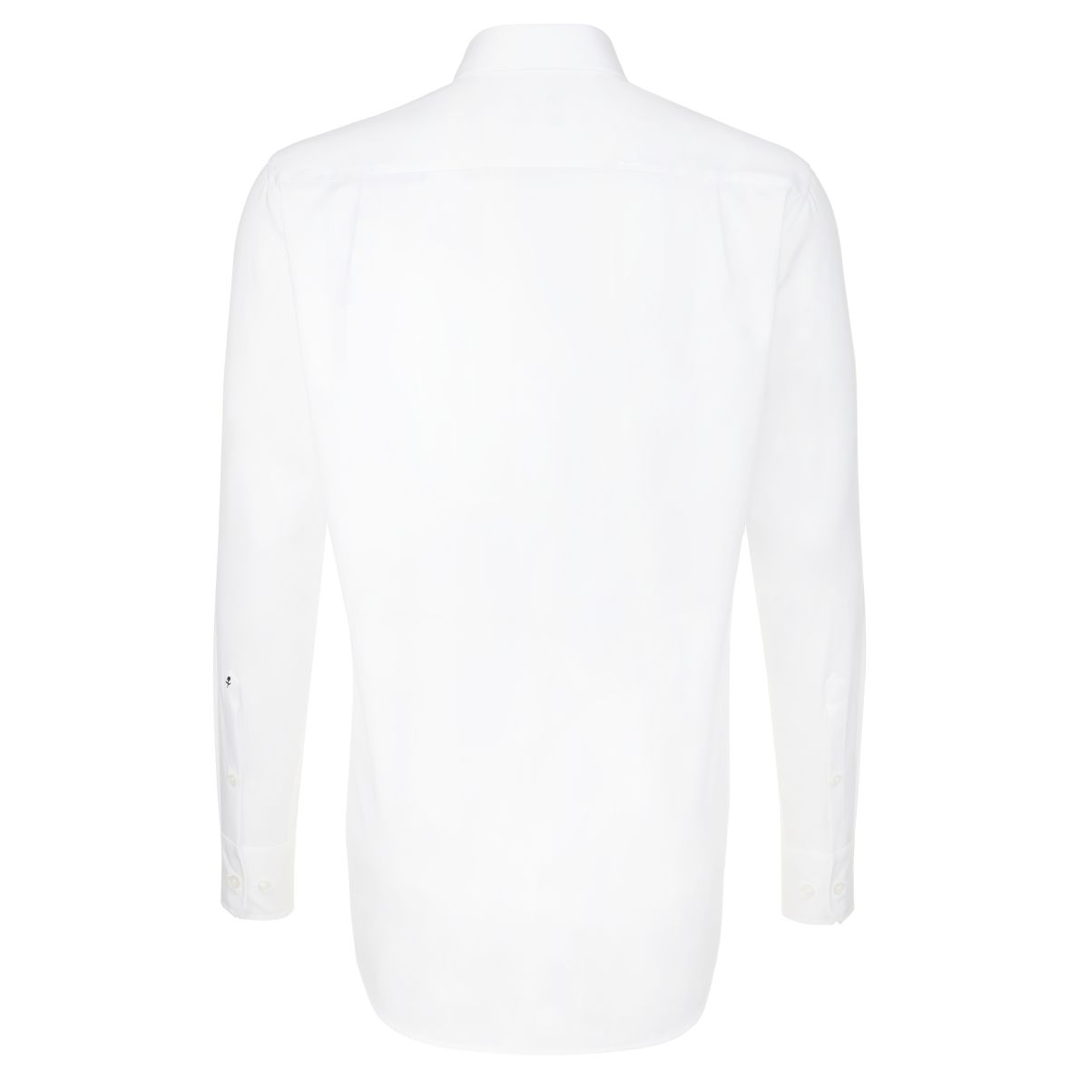 Chemise MODERN blanche manches extra-courtes